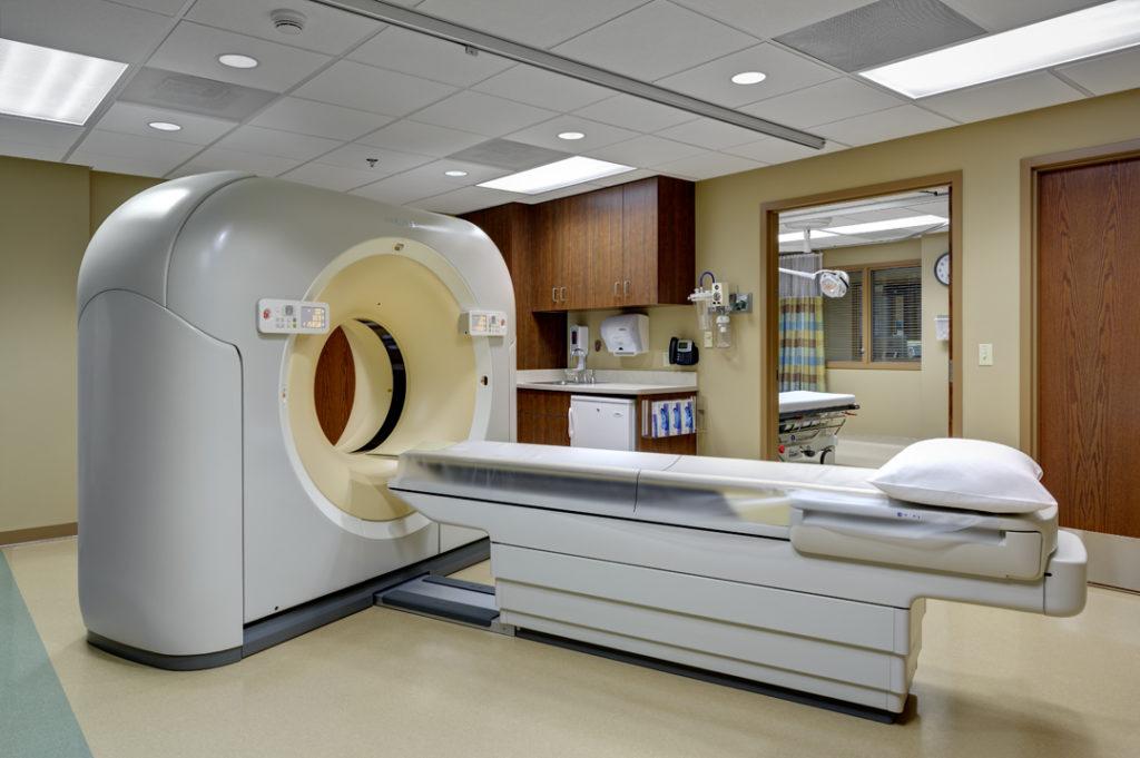 Memorial Hospital CT Scan